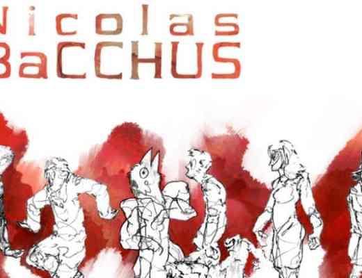 Nicolas Bacchus La fin du bal
