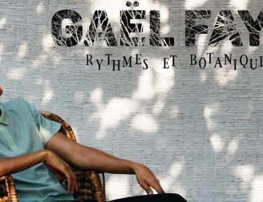 Album EP Rythmes et botanique Gaël Faye 2017