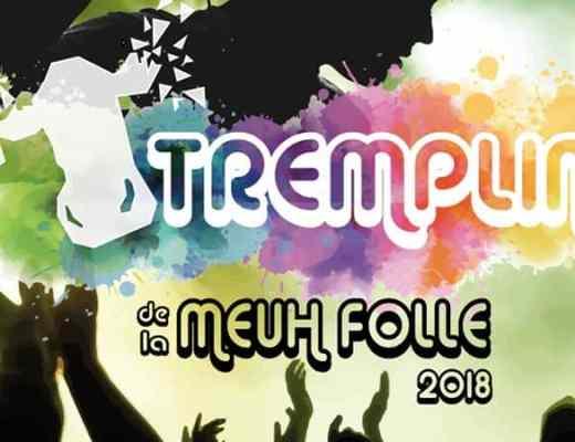 Tremplin Festival de la Meuh Folle 2018