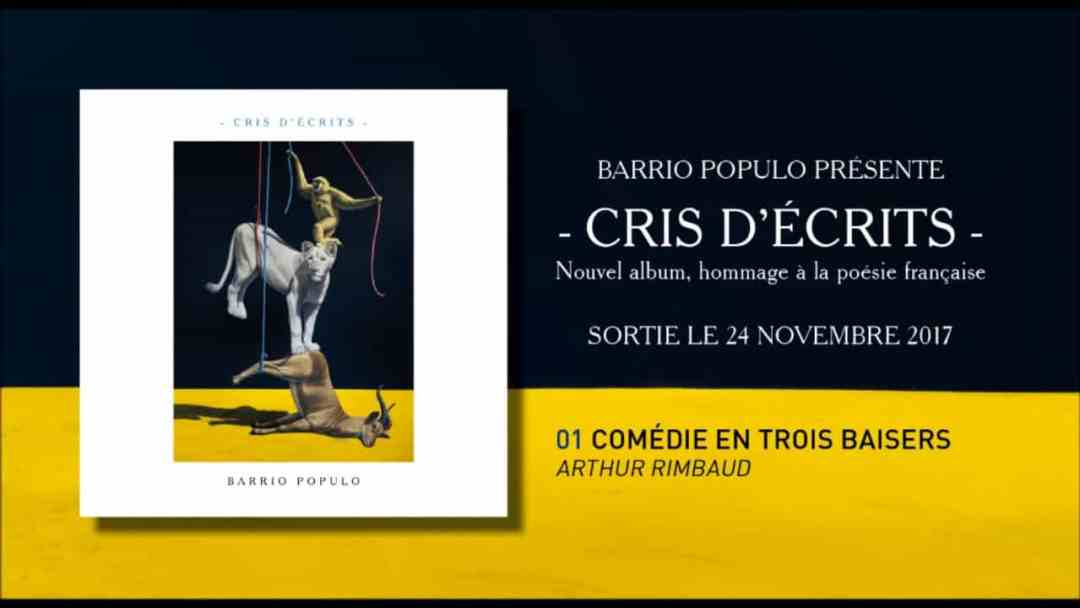 Barrio populo album cris d'écrits
