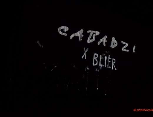 Cabadzi x Blier Victoire 2 Montpellier novembre 2017 Photolive30