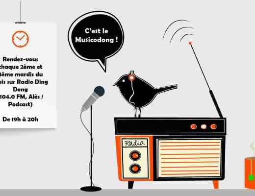 émission radio ding dong le musicodong