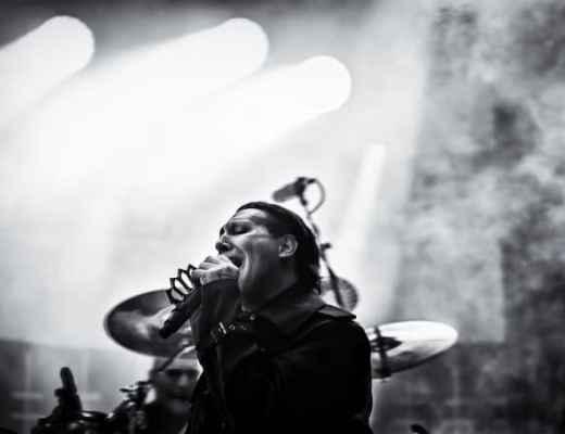 Marilyn Manson - Festival de Nîmes - Arènes de Nîmes - 2018 © Fidiwik