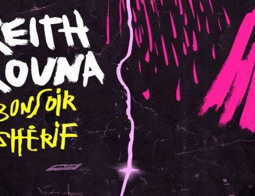 album keith kouna bonsoir shériff punk 2017