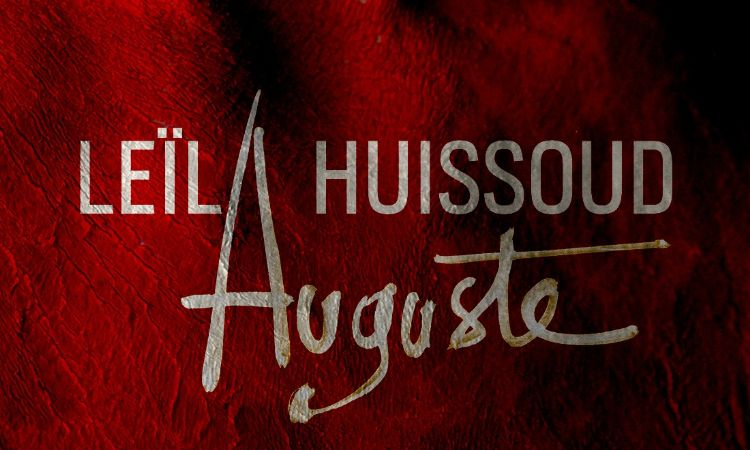 Leila Huissoud auguste album 2018