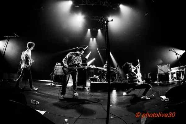 Johnny Mafia TINALS Festival 2019 photos Nîmes