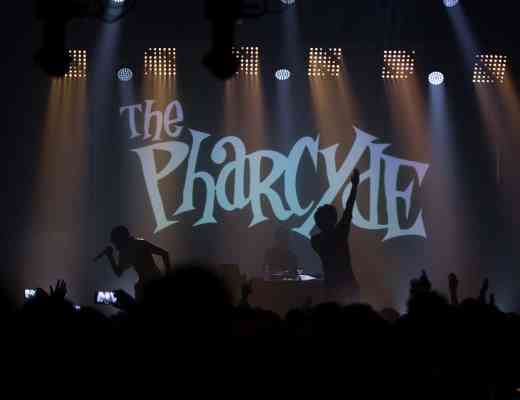 photos the pharcyde concert montpellier 2020