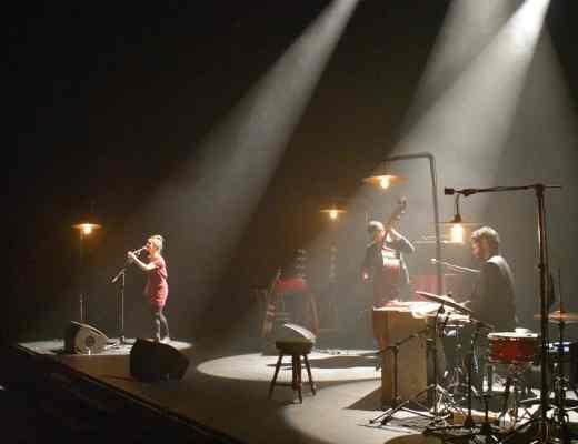 photos leila huissoud concert roche la molière 2020