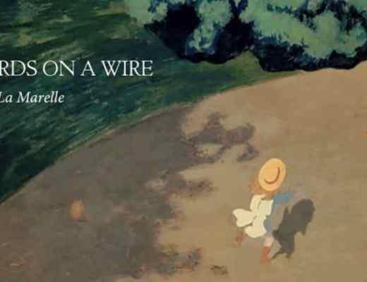birds on a wire la marelle clip