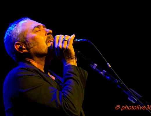 photos tindersticks concert nimes 2020