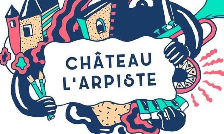 chateau l'arpiste festival isère 2021