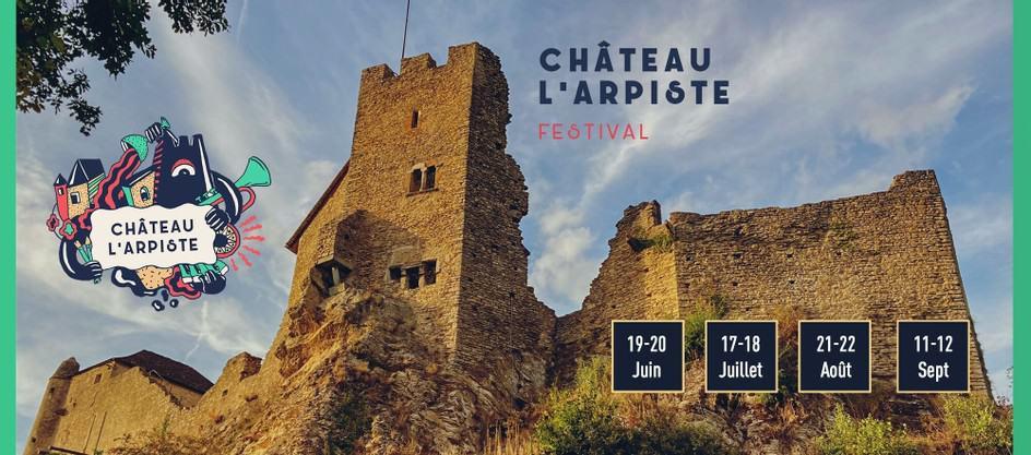 festival chateau l'arpiste vertrieu isère