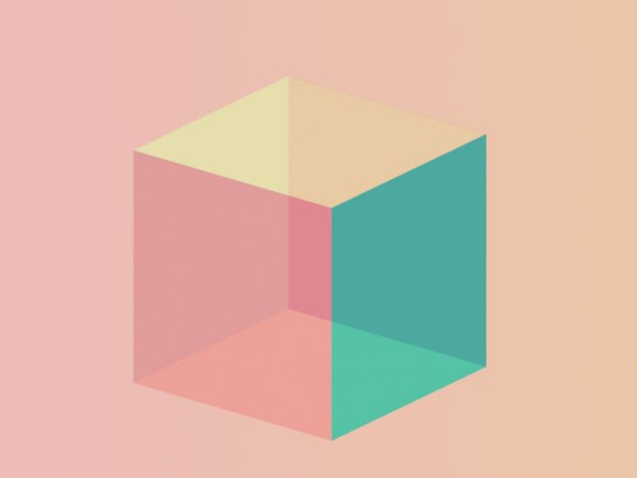 CSS & jQuery 3d Cube