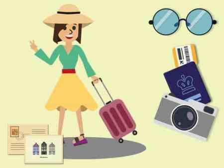 Travel - Vectors
