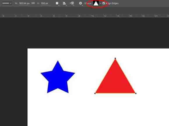 Custom Shapes Photoshop