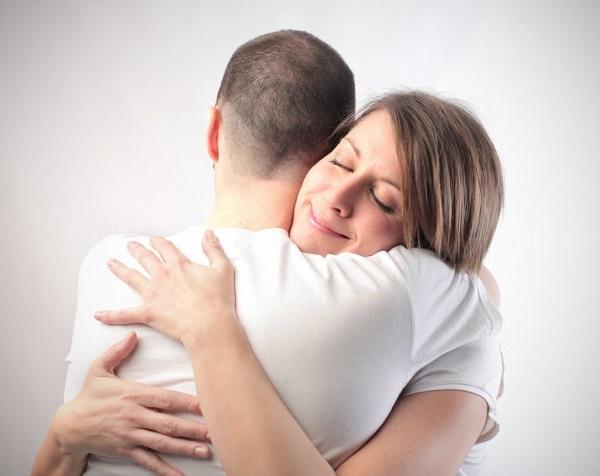 Когда женщина для мужа мама, а муж, как ребенок.
