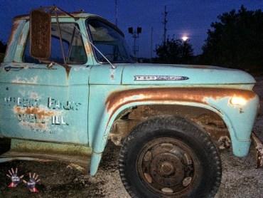 Full Moon in Pontiac
