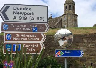 St Andrews to Dundee