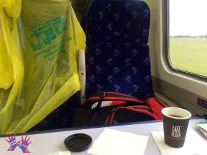 Train Thurso - Inverness