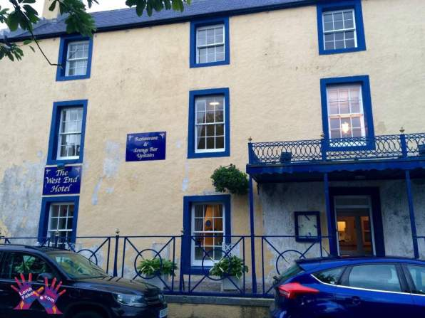 The West End Hotel, Kirkwall, Orkney