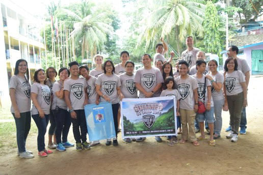 Meine Gruppe: Camp Jephtah