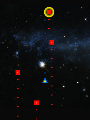 Phonics shmup, now with shields disrupted!