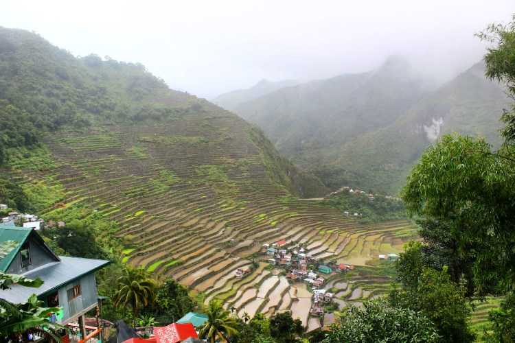 Rice Terraces Batad, Philippines