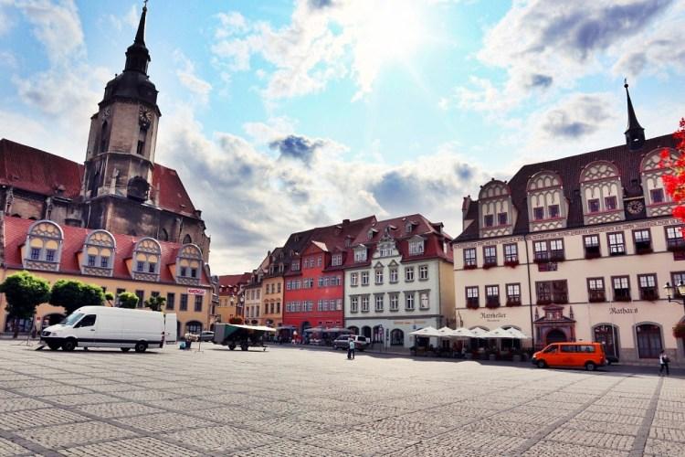 Naumburg Market Square