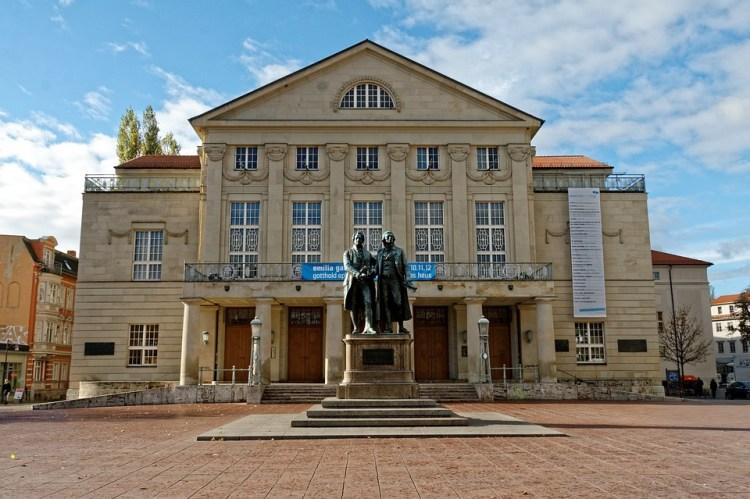 Weimar Goethe & Schiller