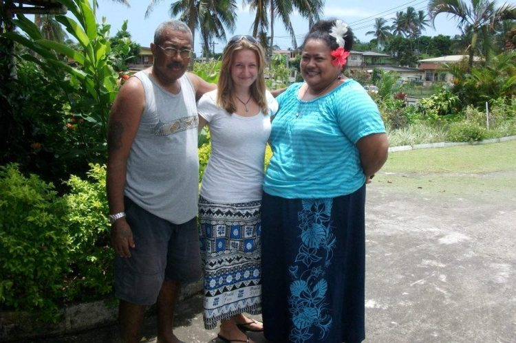 Host Family Fiji