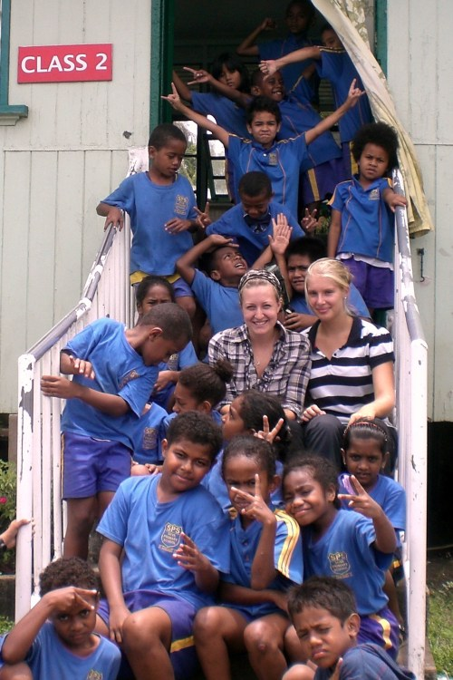 School Kids Fiji
