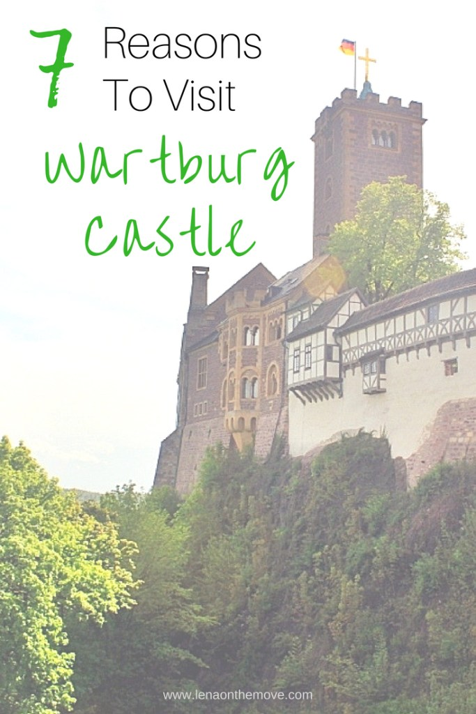 7 Reasons To Visit Wartburg Castle