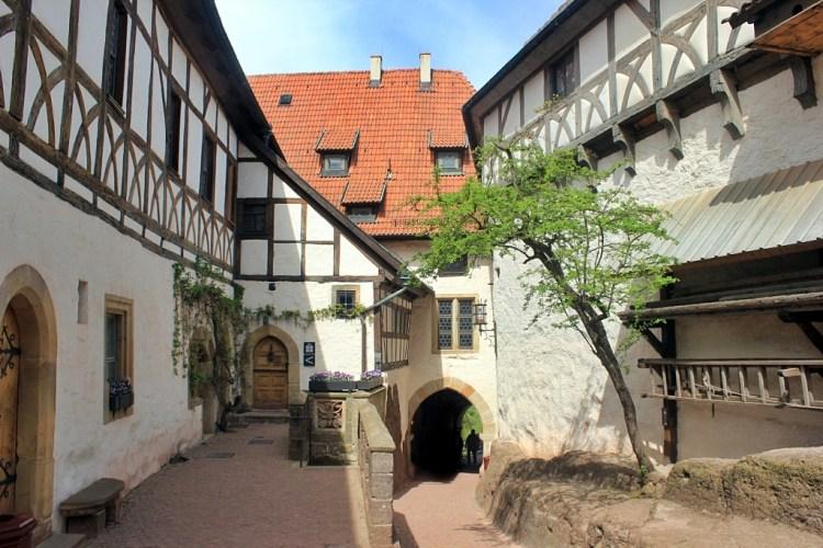 Wartburg Castle Grounds