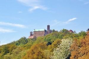 Wartburg Hilltop Castle