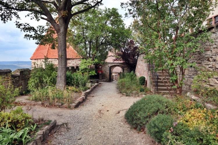 Leuchtenburg Castle Grounds