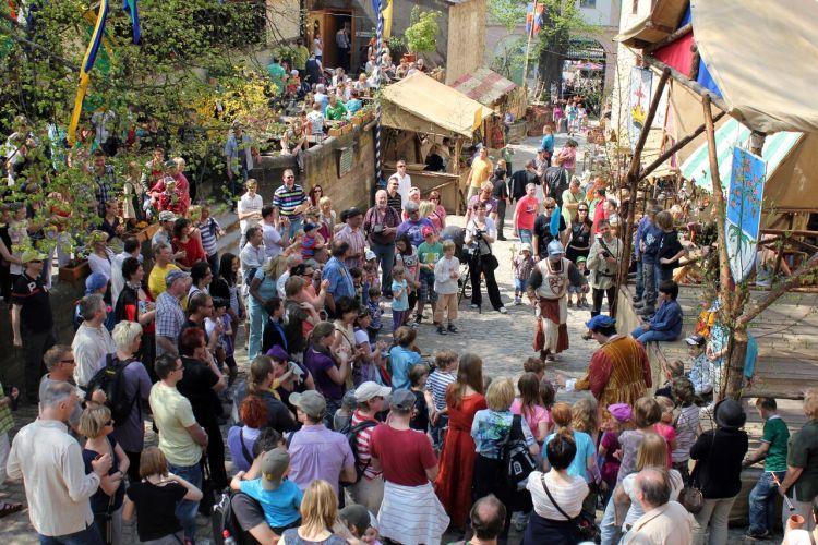 Passionspiele (Stiftung Leuchtenburg)