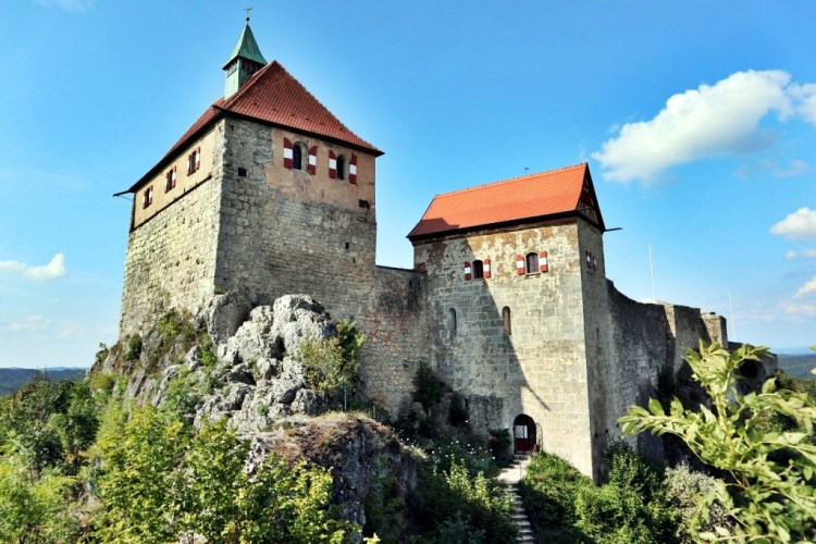 Hohenstein Castle