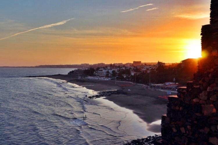 Sunset San Augustin