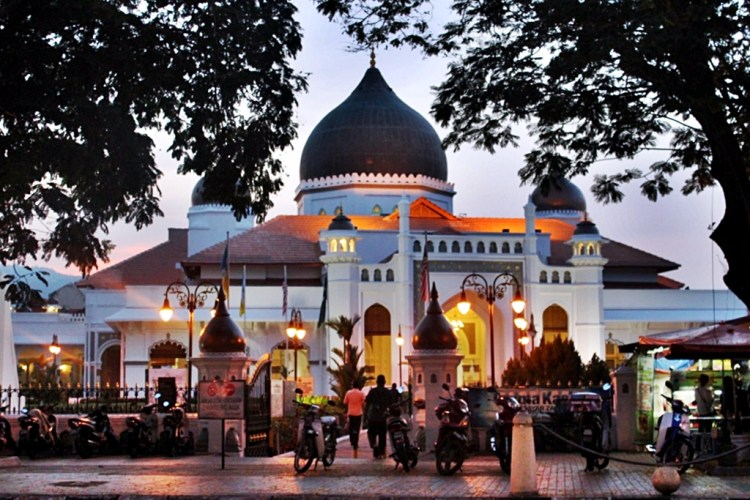 Mosque George Town