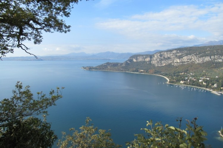 Monte Luppia View