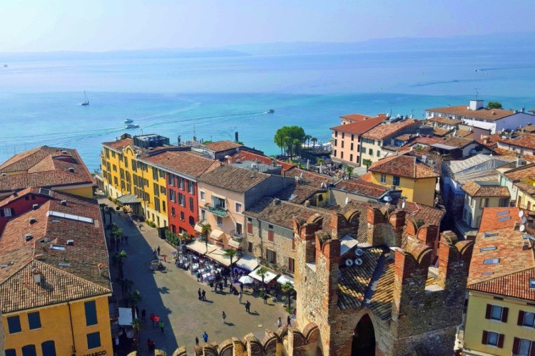 sirmione view