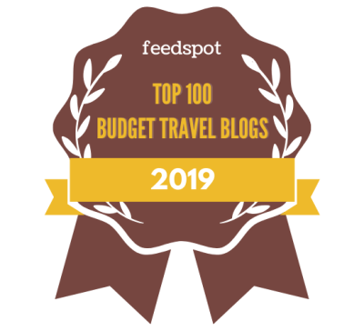 Top 100 Budget Travel Blogs