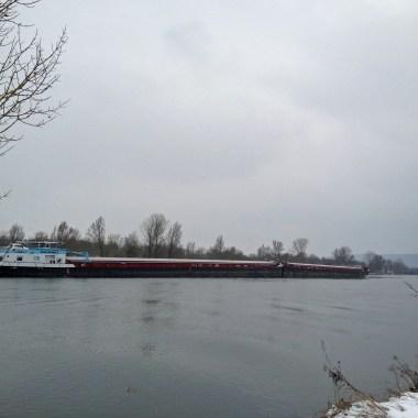 Donau bei Winzer