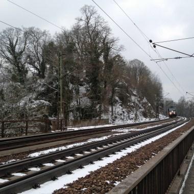 Mariaorter Eisenbahnbrücke
