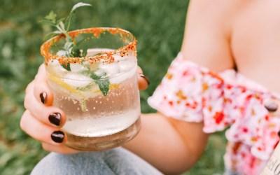 Ketel One Botanical: Cucumber Mint Cocktail Recipe