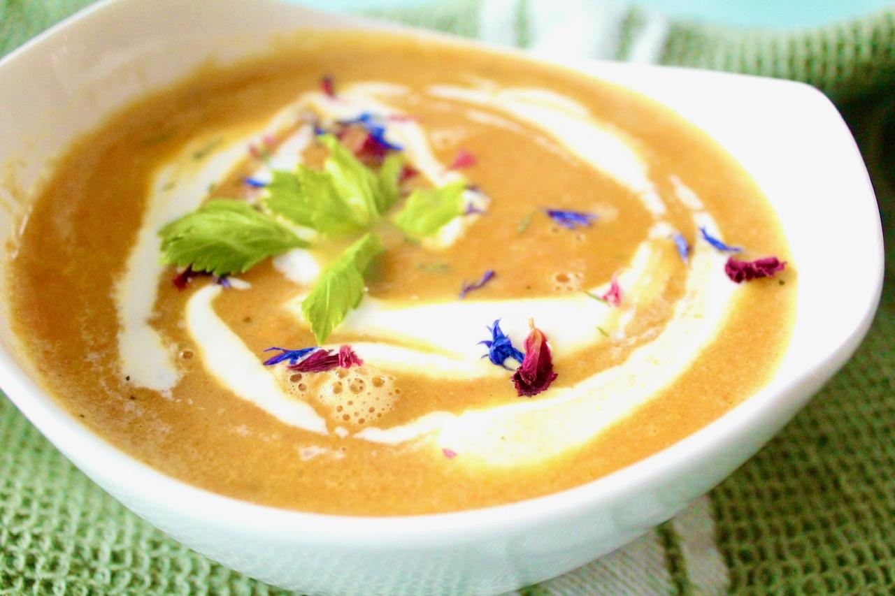 Krotten Ingwer Suppe
