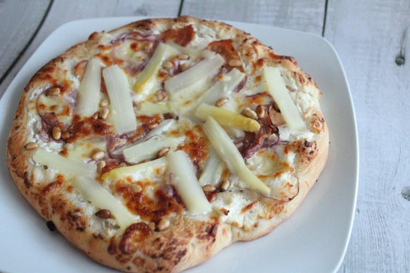 Spargel Pizza abschlußbild
