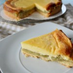 Rhabarber-Schmand-Kuchen Titelbild