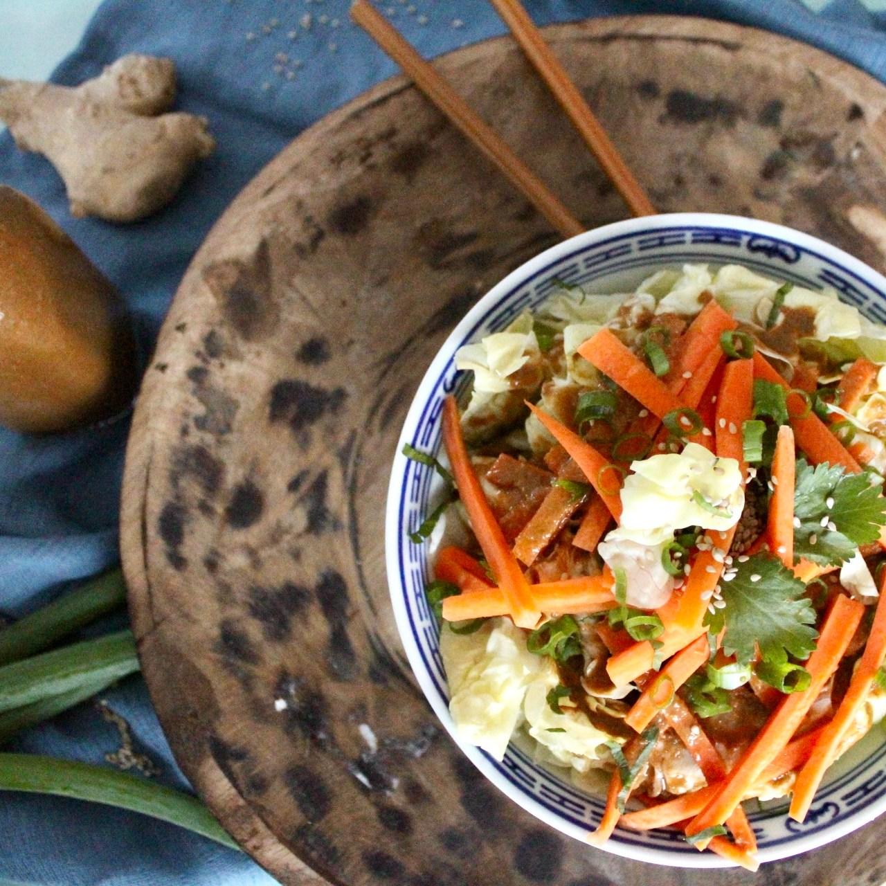 Salat Asia Style