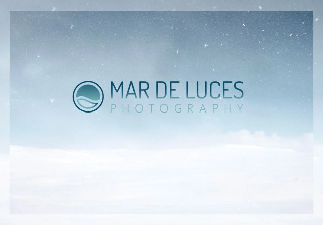 mar de luces photography main logo